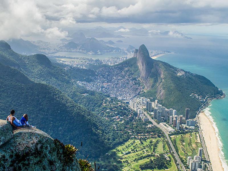 Gavea Stone - Rio de Janeiro